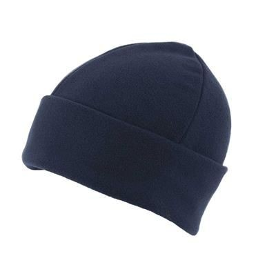 Picture of POLAR FLEECE SKI HAT in Navy Blue