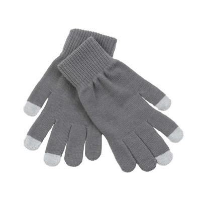 Picture of ACRYLIC LYCRA BLEND MAGIC GLOVES in Grey