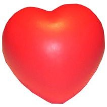 Picture of LOVE HEART STRESS ITEM