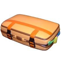 Picture of STRESS SUITCASE