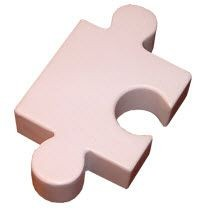 Picture of PUZZLE 1 PIECE STRESS ITEM