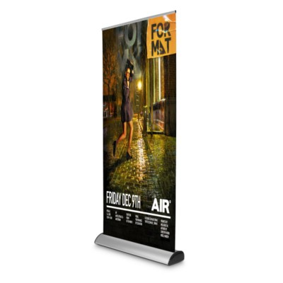 Picture of MERLIN CASSETTE ROLLER BANNER