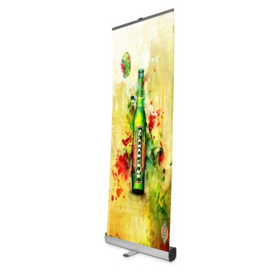 Picture of MINI MOSQUITO ROLLER BANNER