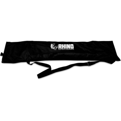 Picture of FEATHER FLAG RHINO CARRY BAG in Black