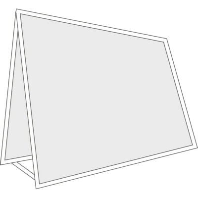 Picture of RECTANGULAR HIGH SCREEN POP OUT BANNER