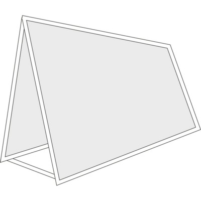 Picture of RECTANGULAR POP OUT BANNER