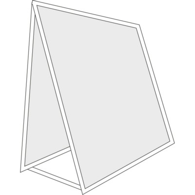 Picture of SQUARE POP OUT BANNER