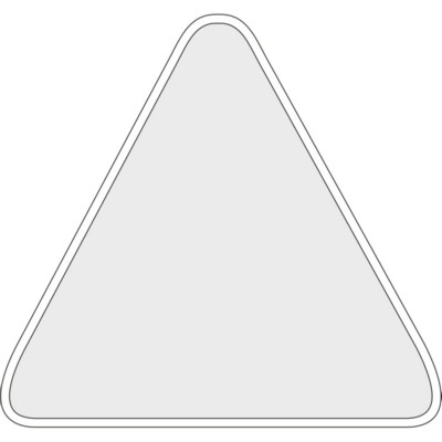 Picture of TRIANGULAR POP OUT BANNER