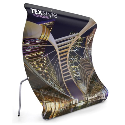 Picture of TEXSTYLE CONCAVE FABRIC DISPLAY