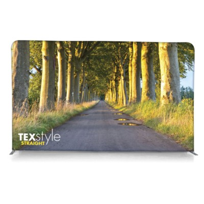 Picture of TEXSTYLE STRAIGHT FABRIC DISPLAY