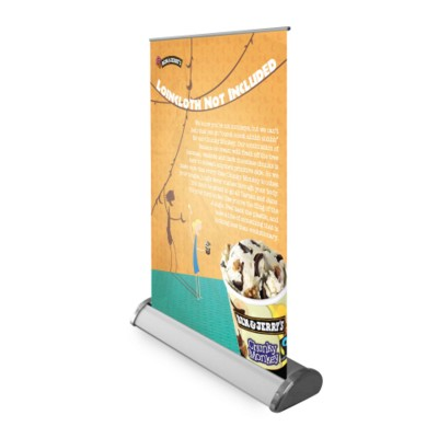 Picture of A3 VISION DESK ROLLER BANNER
