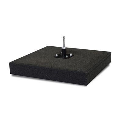 Picture of RUBBER BASE 20KG with Rotator for Advertising Flag