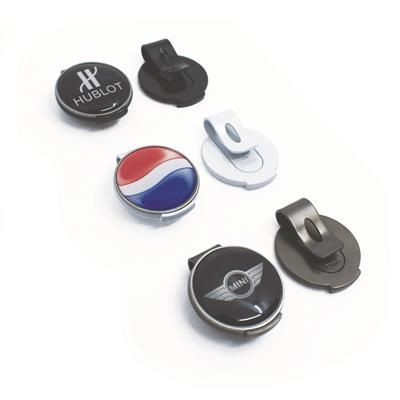 Picture of GEO GOLF CAP CLIP with 25 Mm Removable Ball Marker
