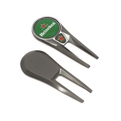 Picture of GEO GOLF DIVOT REPAIR TOOL with Removable Ball Marker