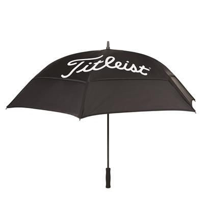 Picture of TITLEIST PLAYERS DOUBLE CANOPY UMBRELLA with 1 Panel Printed