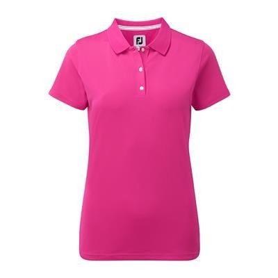Picture of FJ FOOTJOY LADIES PIQUE GOLF POLO