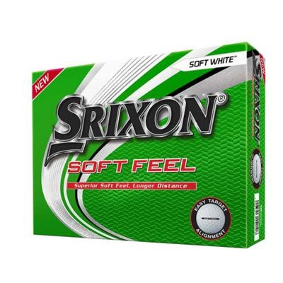 Picture of SRIXON SOFT FEEL PRINTED GOLF BALL