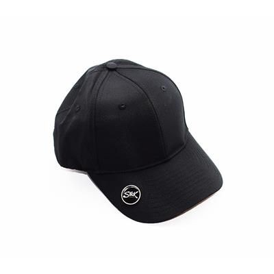 Picture of GOLF CAP 6 PANEL POLYESTER with Ball Marker to the Peak