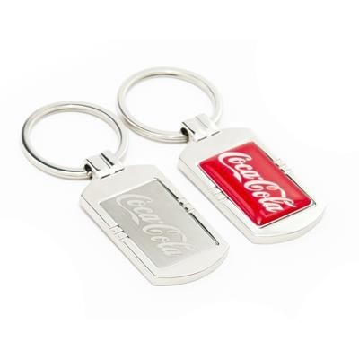 Picture of NEXUS 1 LUXURY FEEL KEYRING with Laser Engraved Logo