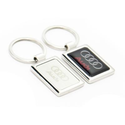 Picture of NEXUS 3 LUXURY FEEL KEYRING with Laser Engraved Logo
