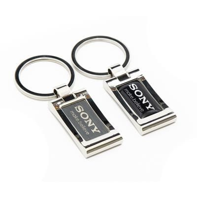Picture of NEXUS 4 LUXURY FEEL KEYRING with Laser Engraved Logo