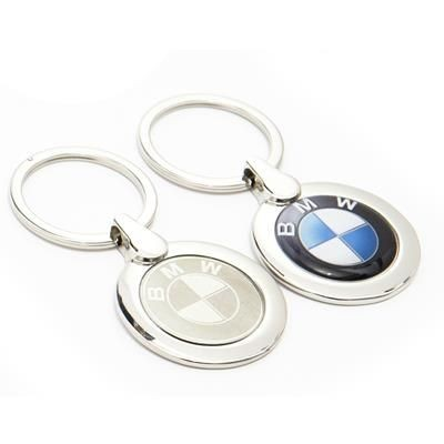 Picture of NEXUS 6 LUXURY FEEL KEYRING with Laser Engraved Logo