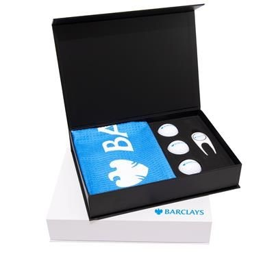 Picture of LUXURY CONTEMPORARY GOLF PRESENTATION GIFT BOX