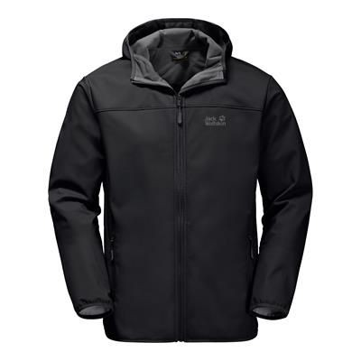 Picture of JACK WOLFSKIN NORTHERN POINT SOFT SHELL JACKET