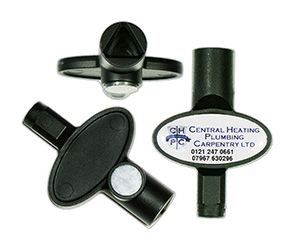 Picture of MAGNETIC COMBI KEY in Black