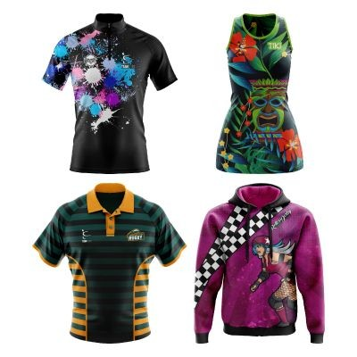 Picture of BESPOKE SUBLIMATED CLOTHING
