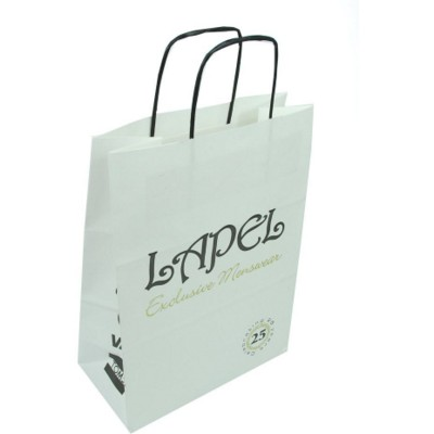 Picture of KRAFT TWIST HANDLE PAPER CARRIER BAG