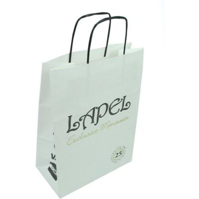 Picture of KRAFT TWIST HANDLE PAPER CARRIER BAG