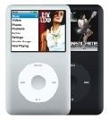 Picture of APPLE iPOD CLASSIC MP3 MUSIC & VIDEO PLAYER