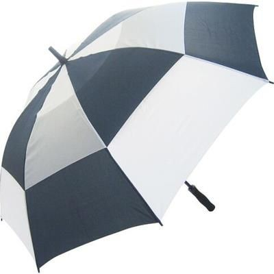 Picture of AUTOVENT UMBRELLA in Navy & White