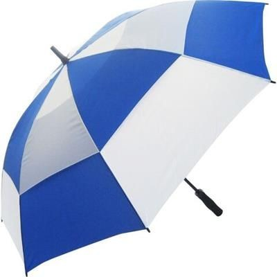 Picture of AUTOVENT UMBRELLA in Royal & White