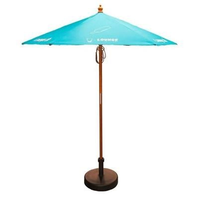Picture of 2M WOOD PARASOL