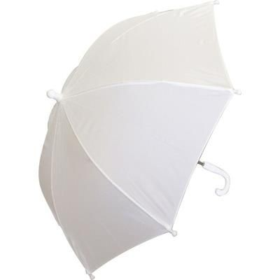 Picture of CHILDRENS UMBRELLA in White