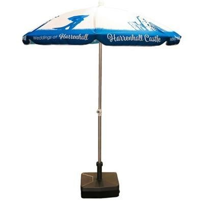 Picture of ALUMINIUM METAL PARASOL