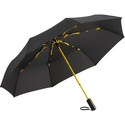 Picture of FARE COLORLINE AOC OVERSIZE MINI in Black with Yellow Trim