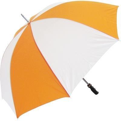Picture of BUDGET GOLF in Orange & White