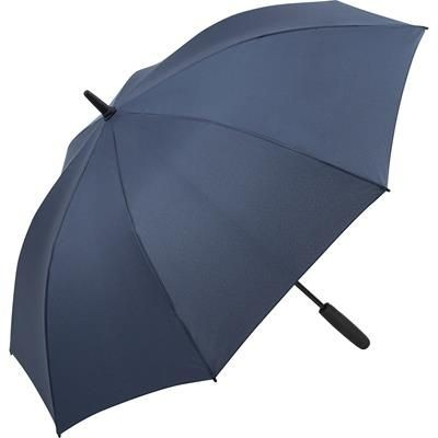 Picture of ATTRACTIVE MIDSIZE AUTOMATIC REGULAR UMBRELLA with Interior LED Light in Navy