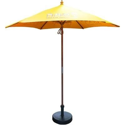 Picture of 2.5M WOOD PARASOL
