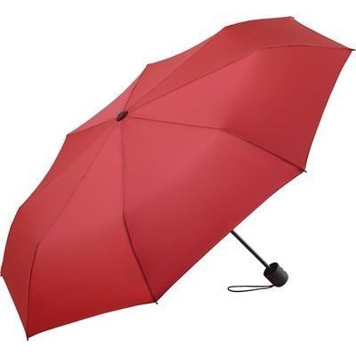 Picture of FARE MINI UMBRELLA & COMBINED SHOPPER TOTE BAG in Red