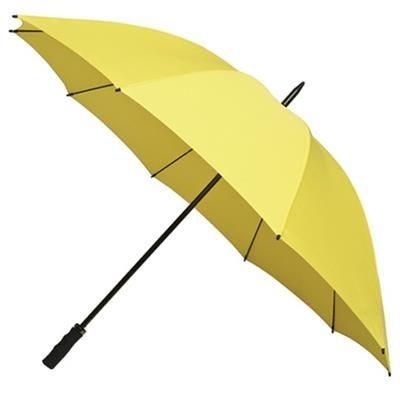 Picture of GP-52 FALCONE® GOLF UMBRELLA in Yellow