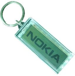 Picture of SOLAR POWER KEYRING