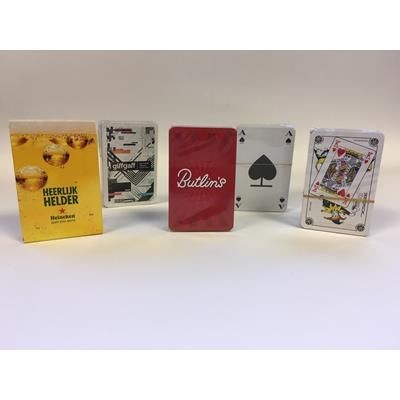 Picture of CUSTOMISABLE BRIDGE PLAYING CARD PACK PRODUCED FROM CORONA 300GSM BOARD