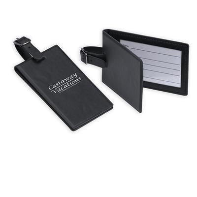 Picture of SECURITY BUSINESS CARD LUGGAGE TAG