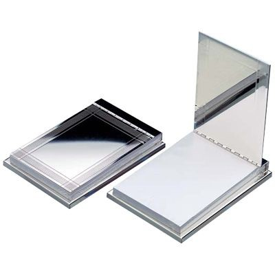 Picture of SILVER PLATED METAL DESK MEMO NOTE PAD