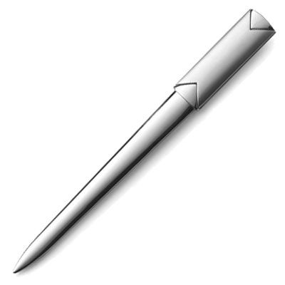 Picture of ARROWS METAL LETTER OPENER in Silver