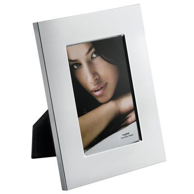 Picture of METAL PHOTO FRAME PHOTO in Silver